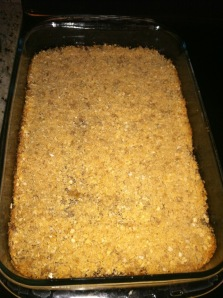 I made my fig bars in the 13x9